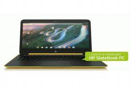 Xuất hiện thông tin về HP Slatebook 14 Laptop Android, có khe SIM.
