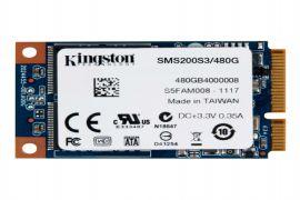 Kingston ra mắt ổ cứng mSATA dung lượng lớn