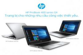 Tặng Mouse Wireless HP Z3700 khi mua HP PROBOOK 400 SERIES