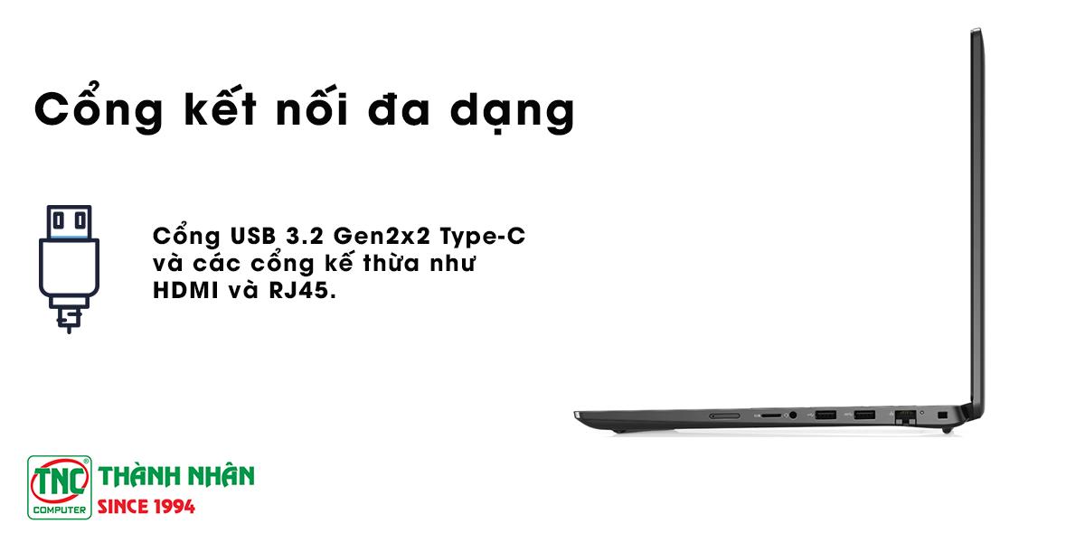 Laptop Latitude 3520 hiệu năng bền bỉ dành cho doanh nghiệp - 2
