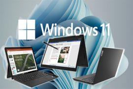★ Lenovo sẽ trình làng bộ 5 laptop mới được cài sẵn Windows 11