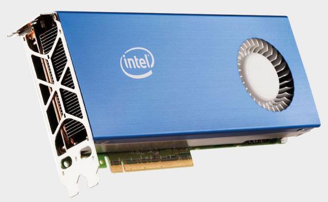 Intel cũng sắp có VGA rời rồi, AMD và Nvidia cứ cẩn thận