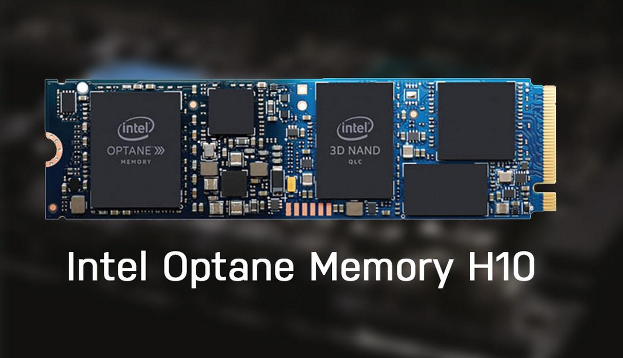 Intel trình làng Optane Memory H10: kết hợp với QLC NAND, tăng tốc độ gấp đôi