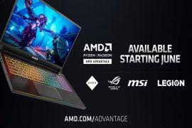 ◆︎ Laptop gaming Lenovo Legion 5 sẽ được trang bị AMD Radeon RX 6600M?