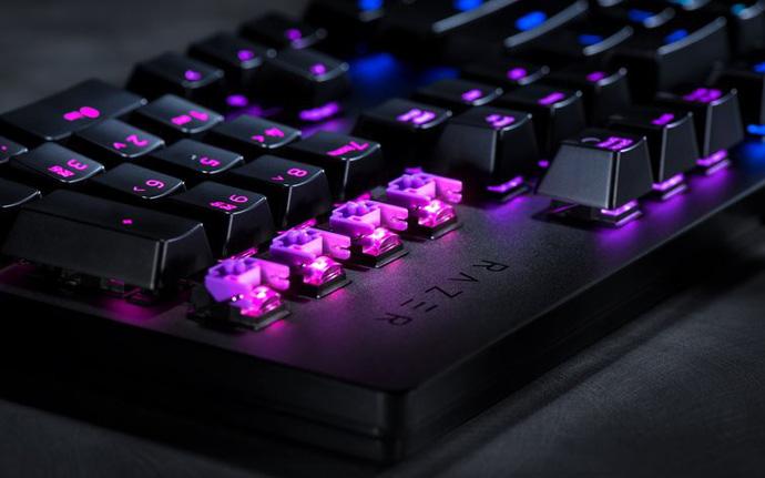 Đánh giá Razer Huntsman Elite: bàn phím gaming với tốc độ ánh sáng