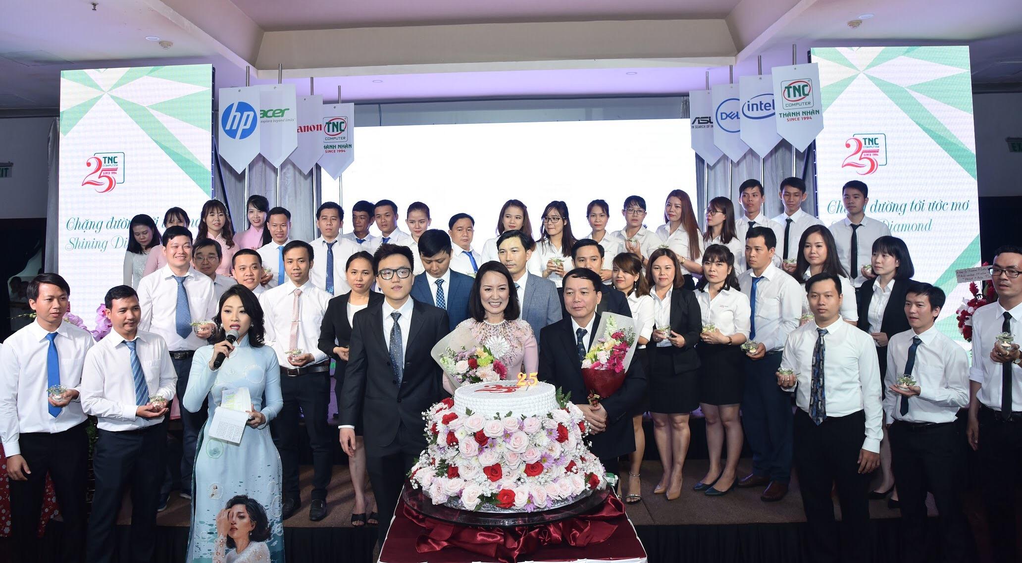 Thành Nhân TNC kỷ niệm 25 năm thành lập và phát triển