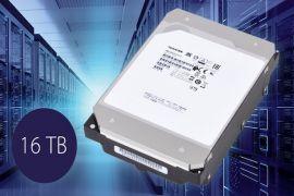 Xuất hiện ổ cứng máy tính có dung lượng lên đến 16TB