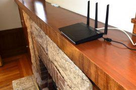 Những vị trí tuyệt đối không nên đặt router wifi