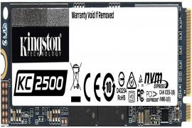 Kingston ra mắt SSD KC2500 hiệu năng vượt trội