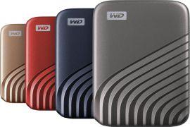 Western Digital ra mắt My Passport SSD mới với dung lượng cao nhất 2TB