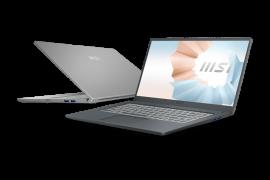 MSI Modern 15 A11 đáp ứng nhu cầu công việc và giải trí