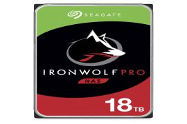Seagate ra mắt ổ cứng IronWolf Pro dung lượng 18TB