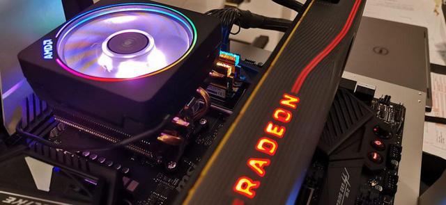 Cấu hình máy tính chiến game siêu khủng hơn 30 triệu đồng dành cho các fan phe đỏ AMD