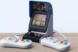 Xiaomi mở bán máy chơi game Neo Geo Mini với 40 trò chơi kinh điển