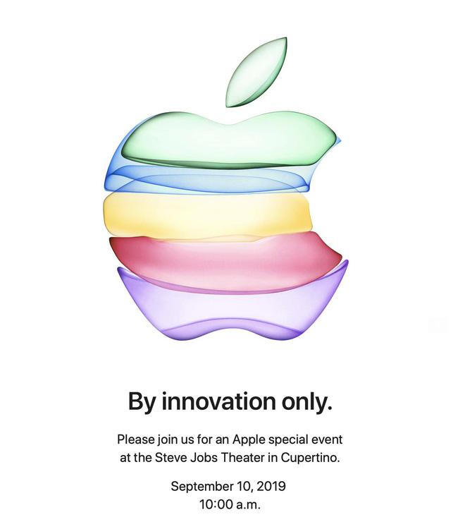 Thư mời sự kiện iPhone 11 của Apple ẩn chứa điều gì?