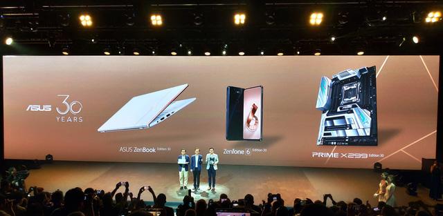 Asus công bố bo mạch chủ Prime X299 phiên bản kỉ niệm 30 năm siêu đẹp siêu mạnh