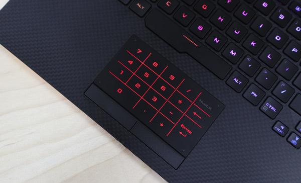 Strix Scar III - laptop chạy chip Core i9 thế hệ 9 đầu tiên của Asus