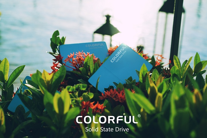 Colorful ra mắt SSD SL500 960GB Summer Limited Edition 2019