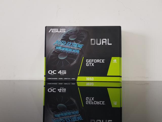 Asus GTX 1650 Dual: Card đồ họa không nguồn phụ mạnh nhất thế giới
