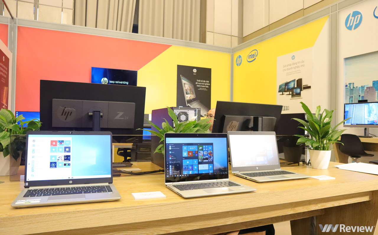 HP tung hàng loạt sản phẩm mới cho doanh nghiệp và start-up