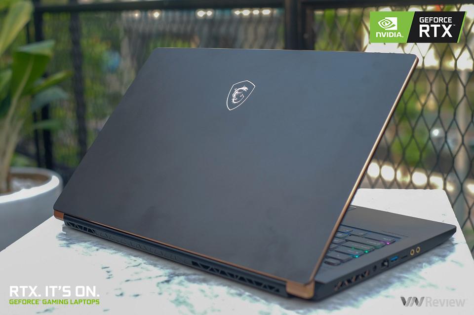 Laptop MSI GS75 Stealth 8SF: Khi gaming không còn đi với hầm hố