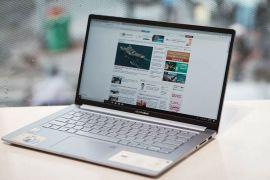 Dòng laptop dành cho doanh nghiệp của Asus
