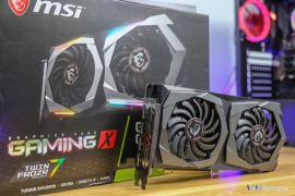 Đánh giá MSI GeForce GTX 1660 Gaming X