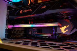 Đánh giá SSD Aorus RGB AIC NVMe: Tốc độ thần sầu, lung linh sắc màu