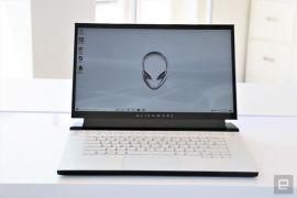 Dell ra mắt laptop Alienware m15 và m17 (2019)