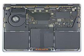 Mổ xẻ laptop Macbook Pro 13 inch mới