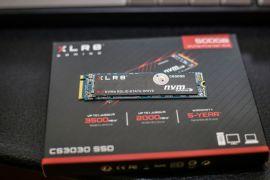 Trải nghiệm PNY XLR8 CS 3030 500GB: SSD nhanh chóng mặt