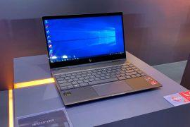 HP Việt Nam giới thiệu loạt máy tính cá nhân trang bị chip AMD Ryzen