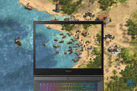 Laptop gaming khủng Lenovo Legion Y740 sở hữu RTX 2070, 2080 cực mạnh