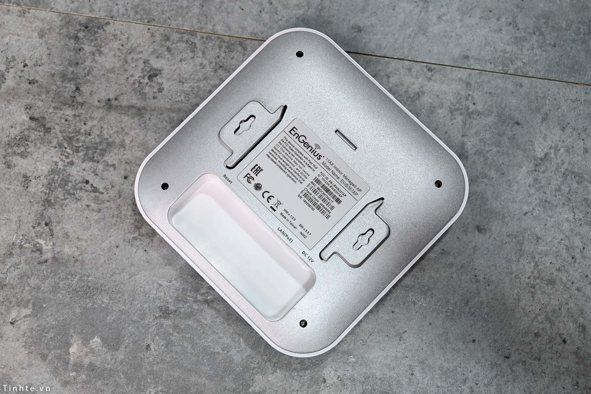 EnGenius EWS357AP: bộ phát không dây chuẩn Wi-Fi 6 mới nhất