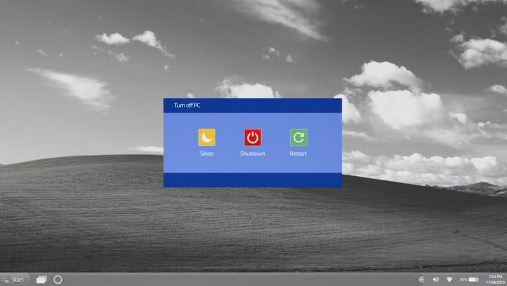 Windows XP trông sẽ thế nào nếu được hồi sinh trong năm 2019?