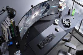 Samsung ra mắt màn hình chơi game cực đỉnh