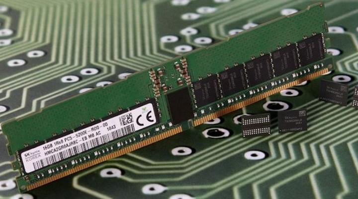 SK Hynix giới thiệu DRAM DDR5 đầu tiên trên thế giới