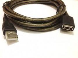 CABLE USB Nối dài UNITEK Y-C416 1.8m