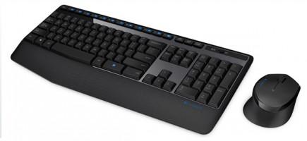 Keyboard + Mouse Logitech MK345