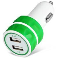Cốc Sạc đôi USB đa năng Techmate TMDC-02