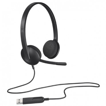 Headphone Logitech H340