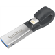 USB 64GB Sandisk iXpand flash drive