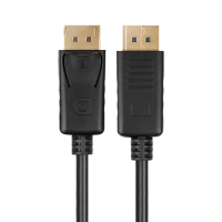 Cable DisplayPort->DisplayPort Unitek Y-C609BK