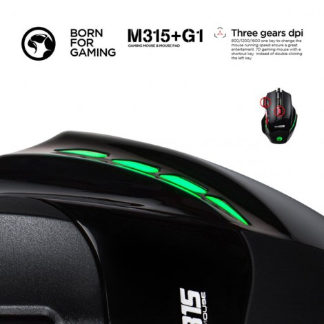 Mouse MARVO (M315+G1)