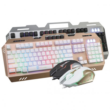 Keyboard + Mouse R8 KM-1919