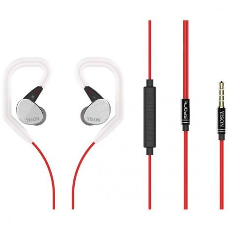 Tai nghe Yison CX610 (Đỏ)