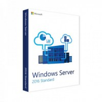 Phần mềm Microsoft Windows Windows Server Std 2016 64Bit ...
