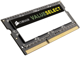 RAM Laptop 4GB Corsair C9 DDR3 Bus 1333