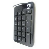 Keyboard số R8 1810