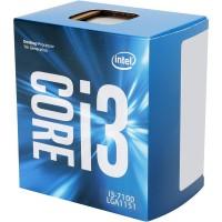 CPU Intel Core i3 7100